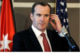 Turkey Calls For Ouster of US Envoy In-charge of Countering IS