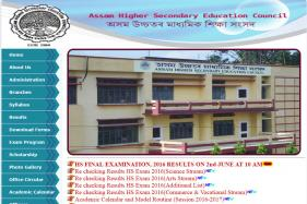 Assam AHSEC HSSLC 12th Class Results 2017 Declared, Check Your Grades at ahsec.nic.in