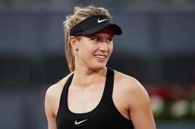 Players 'scared' to Criticise Sharapova: Eugenie Bouchard