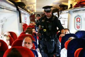 Armed Police Patrol British Trains For First Time Due to Manchester Attack