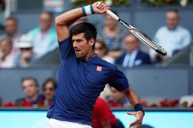 Djokovic Passes First Test on Grass at Eastbourne