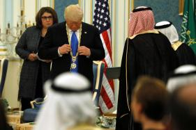 Trump's First Foreign Tour: US Signs $110 Billion Arms Deal With Saudi Arabia