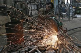 Manufacturing Drags Down IIP Growth to 1.2% in July