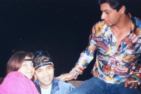 This Old Picture Of Shah Rukh Khan, Farah Khan and Karan Johar Is Pure Gold