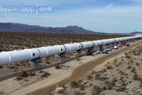 Hyperloop One Passenger Pod Hits 310 km Per Hour