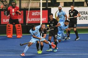HWL Finals: India Lose 0-2 to Germany to Remain Winless In Pool Stages