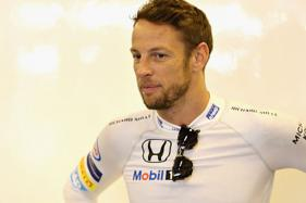 Button Blames Poor Visibility for Accident At Monaco Grand Prix