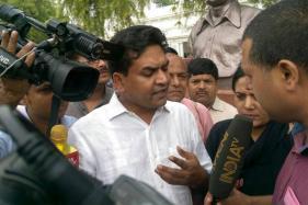 Kapil Mishra Stopped From Entering Arvind Kejriwal's Residence
