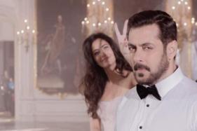 When Katrina Kaif Decided To Photobomb Salman Khan On Tiger Zinda Hai Sets