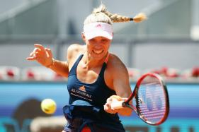 Angelique Kerber Crashes Out of Rome Masters