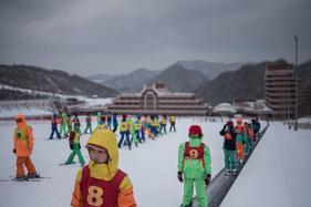 Snow Business: Empty Slopes at N Korea's Ski Resort