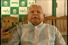 I-T Raids As BJP Afraid We Will Throw Them Out of Power in 2019: Lalu