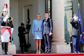 Emmanuel Macron Takes Power as French President
