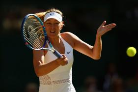 Maria Sharapova Still Waiting For Wimbledon Wild Card