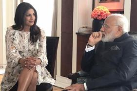 Priyanka Chopra Meets PM Modi In Berlin