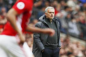 Mourinho Takes a Dig At 'Quiet' Manchester United Supporters After Leicester Win