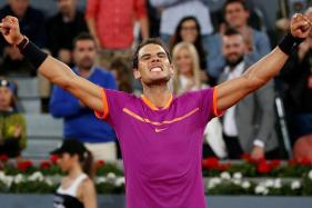 Madrid Open: Rafael Nadal Fights Past Goffin, Sets Djokovic Semis Date