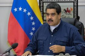 Venezuelan President Compares Treatment of Officials Abroad to Nazi Persecution