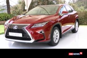 OverDrive:  All you Need To Know About 2017 Lexus RX450h