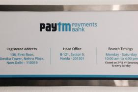 Paytm Payments Bank Launched, Aims at 500 Million Customers in 3 Years