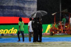 Rain Threat Looms Large Over Bengaluru ODI