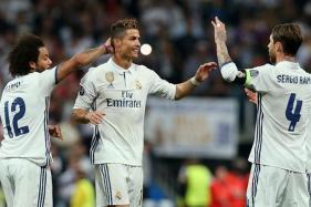 Ronaldo Return Eases Zidane's Striker Shortage