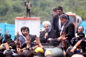 Iran Presidential Election: Rouhani Takes on Hardliners in Spirited Last Debate