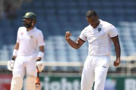 2nd Test: Shannon Gabriel Helps West Indies Level Series Against Pakistan