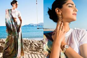 Sonam's First Look Will Pique Your Curiosity For Her Cannes 2017 Wardrobe