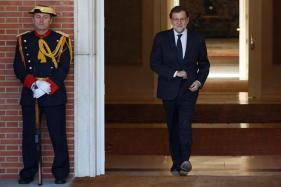Spain's Podemos Files Motion of No Confidence Against PM Mariano Rajoy