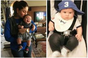 Taimur's First Pictures Of Swiss Vacation Are Out!