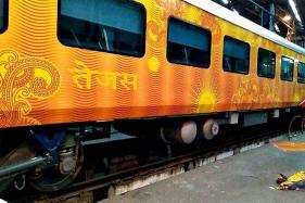 Tejas Express with Coffee Machine, LED TV, WiFi Takes to Tracks Today