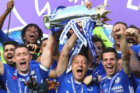 John Terry Ends Chelsea Career In Style At Stamford Bridge