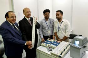 Congress Urges EC to Relax Rules For EVM Challenge