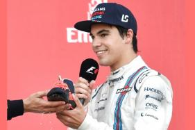 Lance Stroll Happy With His Maiden Formula One Podium