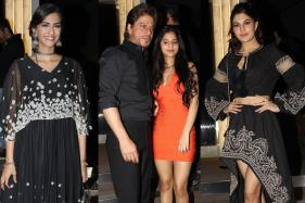 Bollywood Celebrities at Opening of 'Arth' Restaurant Designed by Gauri Khan