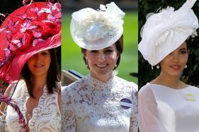 Royal Ascot 2017: Celebrities, Crazy Hats & Horse Racing