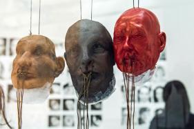 Documenta 14 Art Exhibition in Germany's Kassel