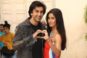 Katrina Says Working With Ranbir is Difficult, It'll Never Happen Again