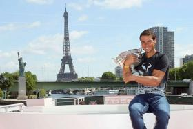 Rafael Nadal Sues ex-French Minister for 100,000 Euros
