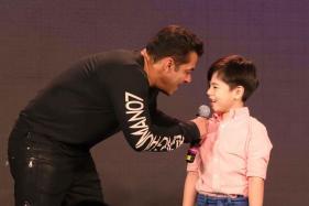 Salman Khan, Matin Rey Tangu at 'Tubelight ki Night' Event