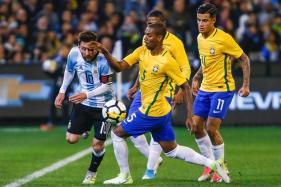 Argentina Beat Brazil in Australian 'Superclasico'