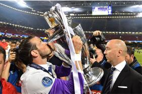 To Win Champions League at Home, a Great Feeling: Welshman Bale