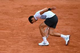 French Open: Novak Djokovic Showed No Fight, Says Jim Courier