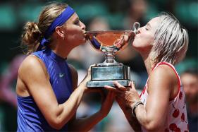 French Open 2017: Sands- Safarova Claim Women's Doubles Title