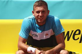 Britain's Dan Evans Tests Positive for Cocaine