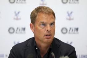 Frank De Boer Sacked as Crystal Palace Manager After Four Games