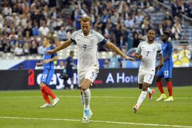 England Pip France 3-2 in Nail Biting Friendly