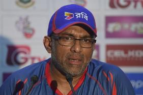Sri Lanka In Talks to Hire Bangladesh Coach Hathurusingha