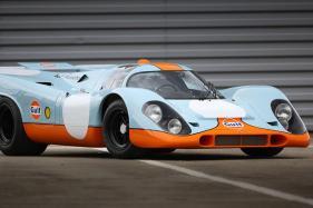 Steve McQueen's 1970 Porsche 917 Goes up For Sale